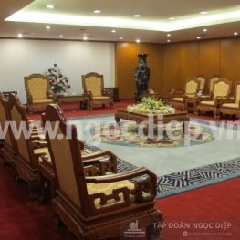INTERIOR PROJECT – MINISTRY OF FINANCE