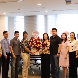 Tập đoàn Ngọc Diệp chúc mừng ngày Doanh nhân Việt Nam 2020