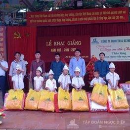 Chuyến từ thiện Điện Biên