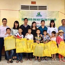 Chuyến từ  thiện Hương Sơn – Hà Tĩnh ủng hộ bà con đồng bào bão lũ