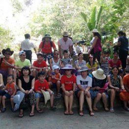 Tour du lịch Đà Nẵng – Hội An của cán bộ, nhân viên xuất sắc công ty Ngọc Diệp