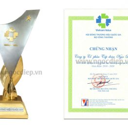 Ngoc Diep Group continued to become Vietnam National brand