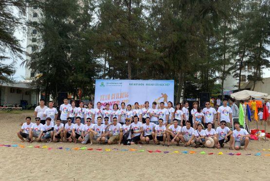 The summer trip of Ngoc Diep Aluminium Factory's staff and Ngoc Diep Window Factory's staff