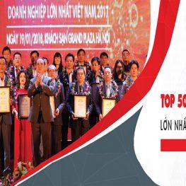 Ngoc Diep remains in the Top 500 largest private enterprises in Vietnam in 2018
