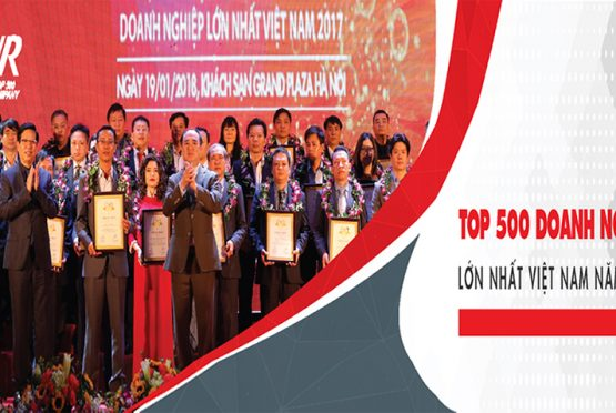 Ngoc Diep remains in the Top 500 largest private enterprises in Vietnam in 2018