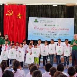 Chuyến đi từ thiện Sìn Hồ – Lai Châu 2018