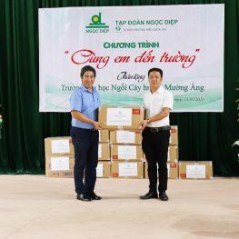 Chuyến đi từ thiện Điện Biên 2020