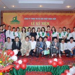 Kỷ niệm 15 năm thành lập công ty 1996-2011