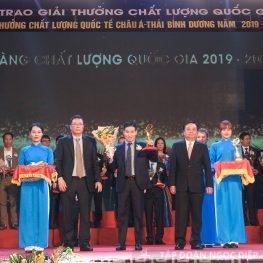 Bao bì Ngọc Diệp – Tự hào vinh danh Giải Vàng Chất lượng Quốc gia