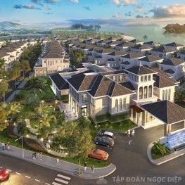 NGOCDIEPWINDOW tô điểm nét sang trọng cho kiệt tác Grand Bay Halong