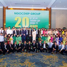 Kỷ niệm 20 năm thành lập công ty 1996-2016