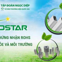 """DinoStar Aluminum – A typical """"green"""" building material"""