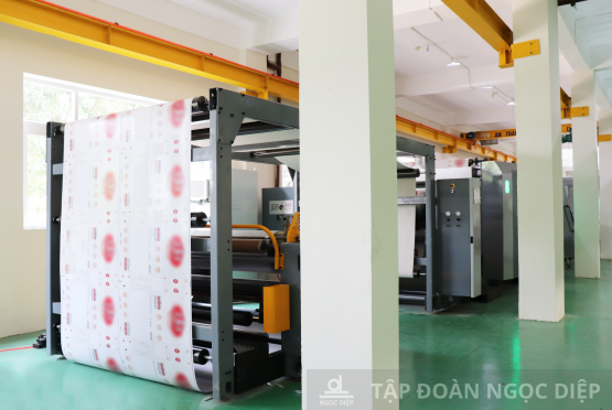 The appication of Pre-Printing technology in carton packaging production