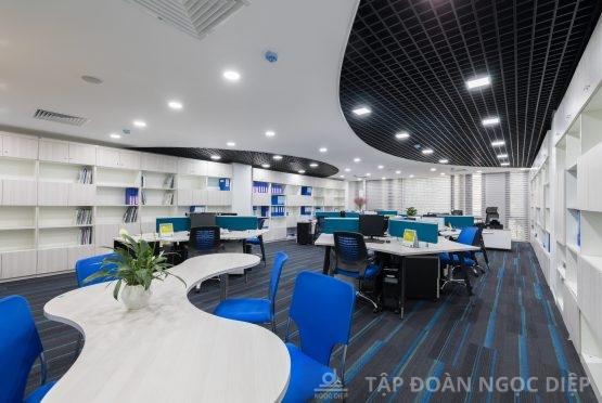 Thị trường nội thất văn phòng Việt Nam – Sân chơi không chỉ riêng hàng ngoại